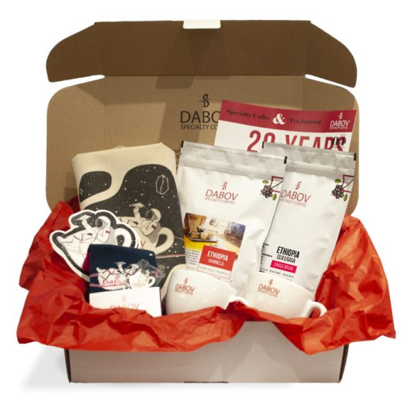 DABOV-SPECIALTY-COFFEE-FAN-PACK-CUP-CAPPUCCINO-SOCKS-ETHIOPIA-BAG-KUTIQ