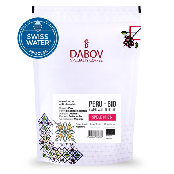 DABOV-SPECIALTY-COFFEE-PERU-SWISS-WATER-DECAF-BIO-ORGANIC-NEW